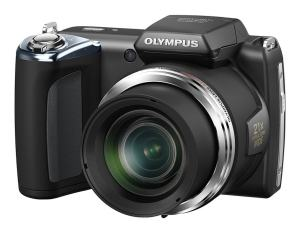 Olympus SP-620UZ Manual for Olympus's Great Compact Camera with Superb 21x Zoom