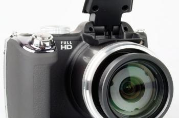 Olympus SP-720UZ Manual for Olympus's 14MP Superzoom Camera
