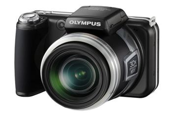 Olympus SP-800UZ Manual for Great Compact Camera with 30x Zoom
