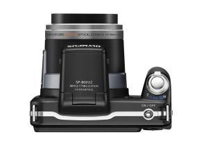 Olympus SP-800UZ Manual - top side