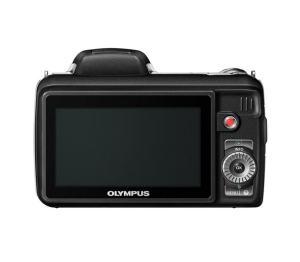 Olympus SP-810UZ Manual - camera back side