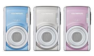 Olympus Stylus-7040 Manual - camera variants