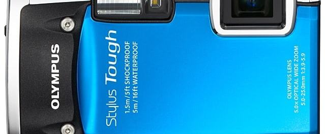 Olympus Stylus Tough-6020 Manual User Guide and Product Specification