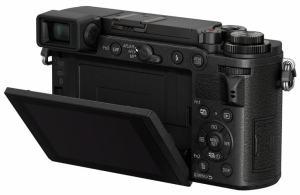 Panasonic Lumix GX9; cAMERA REAR SIDE
