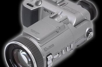 Sony DSC F707 Manual - top plate