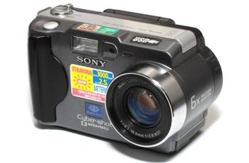 Sony DSC S30 Manual User Guide and Product Specification