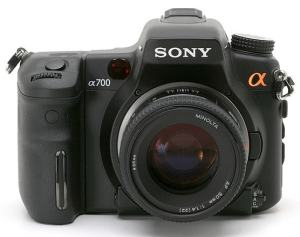 Sony DSLR A700H manual User Guide and Product SpecificationR A700P Manual User Guide and Product Specification