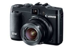 Canon PowerShot G16 Manual User Guide and Product Specification