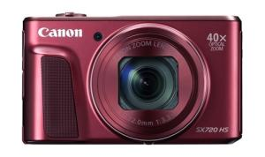 Canon PowerShot SX720 HS Manual User Guide and Product Specification