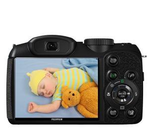 FujiFilm FinePix S1800 Manual - camerarear side
