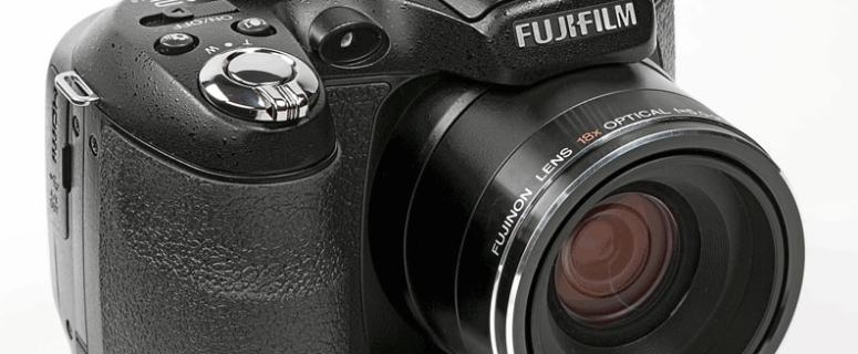 FujiFilm FinePix S2500HD Manual - camera front face