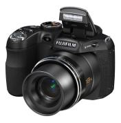 FujiFilm FinePix S2700HD Manual - camera front face