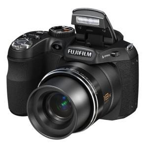 FujiFilm FinePix S2700HD Manual - camera front face