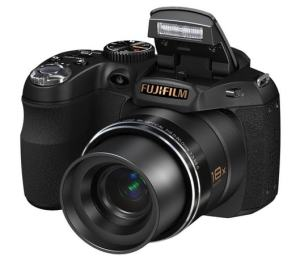 FujiFilm FinePix S2800HD Manual - camera front face