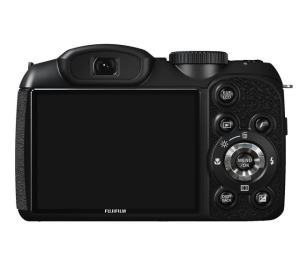 FujiFilm FinePix S2900 Manual - camera rear side