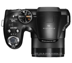 FujiFilm FinePix S2900 Manual - camera top plate