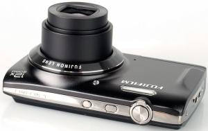 FujiFilm FinePix T560 Manual - camera side