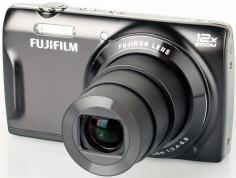 FujiFilm FinePix T560 Manual for Fuji's Compact Camera with 24x Digital Zoom