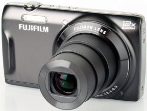 FujiFilm FinePix T560 Manual for Fuji's Compact Camera with 24x Digital Zoom