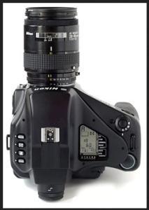 Nikon E2N Manua top plae