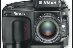 Nikon E2S Manual - camera front face