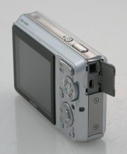 Sony DSC-S780 Manual - camera side
