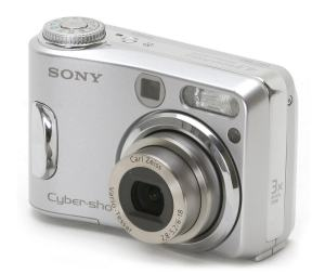 Sony DSC-S90 Manual User Guide and Product Specification