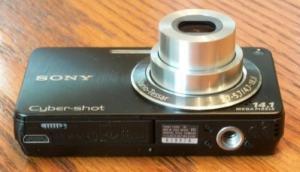 Sony DSC W350 Manual User Guide