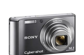 Sony DSC-W370CSD Manual User Guide and Product Specification