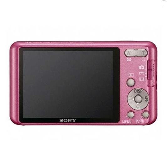 Sony DSC W570 Manual - camera rear side