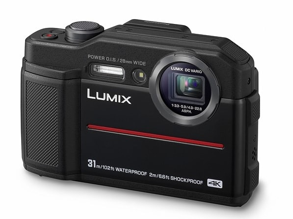 Introducing Panasonic Lumix DC-FT7; First Panasonic's Outdoor Camera to Have Electronic Viewfinder