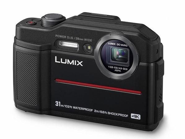 Introducing Panasonic Lumix DC-FT7; First Panasonic's Outdoor Camera to Have Electronic Viewfinder