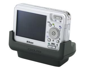 Nikon CoolPix S1 Manual - camera rear side