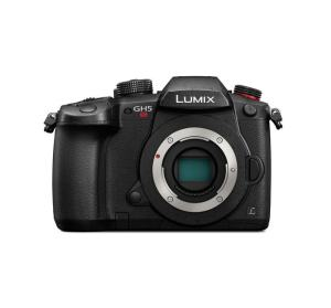 Panasonic Lumix GH5S Specification; Camera Front Side