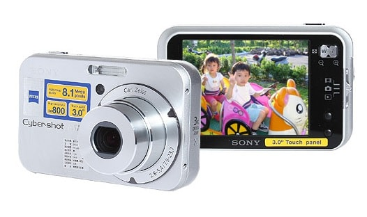 Sony DSC N1 Manual User Guide and Product Specification