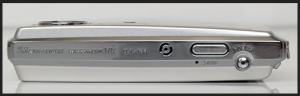 Sony DSC T33 Manual - camera side