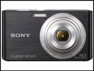 Sony DSC W610 Manual User Guide and Product Specification