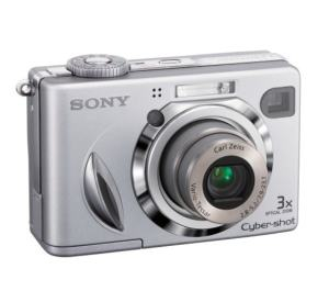 Sony DSC W7 Manual User Guide and Product Specification