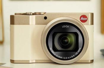 Leica C-Lux Camera; Long-Zoom Lens Camera