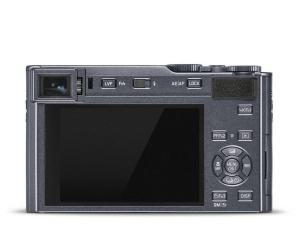 Leica C-Lux Camera; Rear side