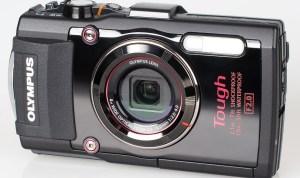 Olympus Stylus TG-4 Waterproof Camera