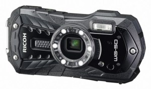Ricoh WG-50 Waterproof Camera