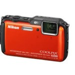 Nikon Coolpix AW300 Waterproof Camera