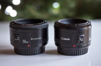 50 MM Lens vs 35 MM Lens 2