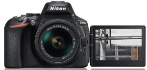 DSLR for beginner: Nikon D-5600