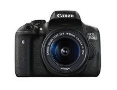 Canon DSLR: EOS 750D
