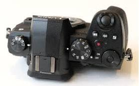 Lumix G90 Button
