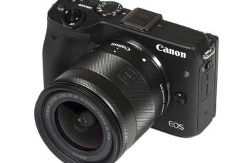 Canon EF-M 11-22mm f / 4-5.6 IS STM Lens: Compact Ultra-Wide Lens 2