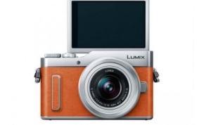 Panasonic Lumix GF10  : Camera LCD