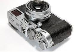 Fujifilm X100F: Camera's Body